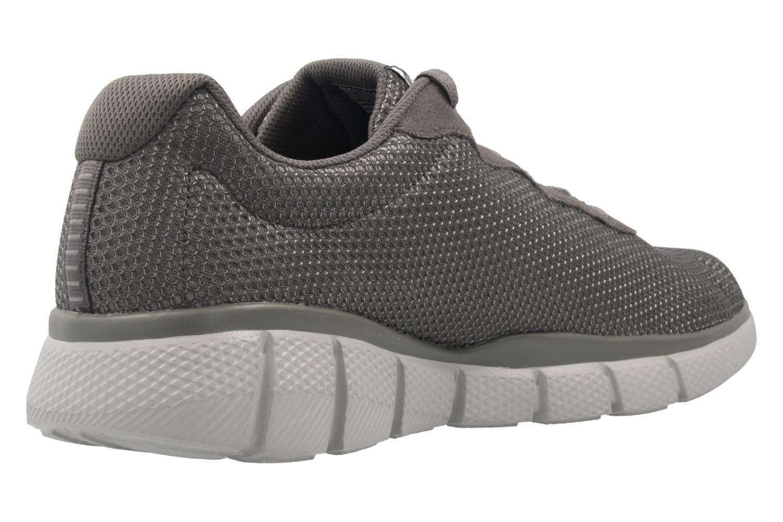 SKECHERS - Herren Sneaker - EQUALIZER 2.0 ARLOR - Grau Schuhe in Übergrößen – Bild 3