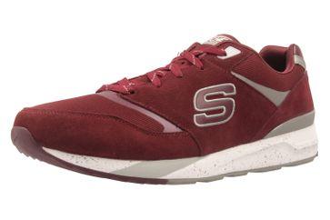 SKECHERS - Herren Sneaker - OG 90 - Rot Schuhe in Übergrößen