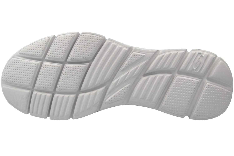 SKECHERS - Herren Slipper - EQUALIZER MIND GAME - Grau Schuhe in Übergrößen – Bild 6