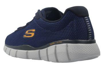 SKECHERS - Herren Sneaker - EQUALIZER 2.0 ARLOR - Blau Schuhe in Übergrößen – Bild 2