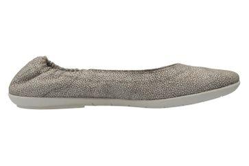 CAMEL ACTIVE - Damen Ballerinas - Bamboo - Grau Schuhe in Übergrößen – Bild 4