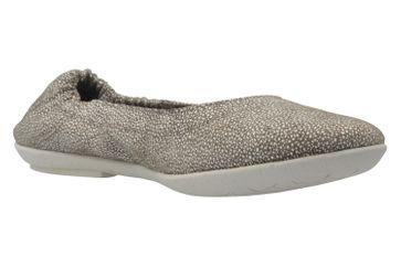 CAMEL ACTIVE - Damen Ballerinas - Bamboo - Grau Schuhe in Übergrößen – Bild 5