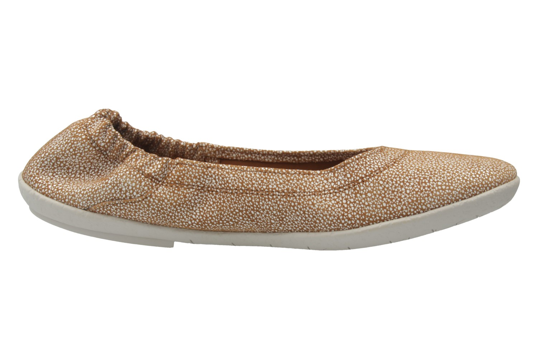 CAMEL ACTIVE - Damen Ballerinas - Bamboo - Braun Schuhe in Übergrößen – Bild 4