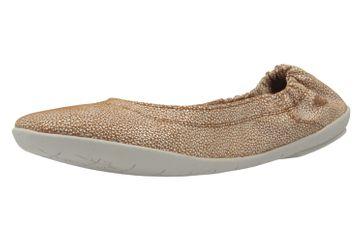 CAMEL ACTIVE - Damen Ballerinas - Bamboo - Braun Schuhe in Übergrößen – Bild 1