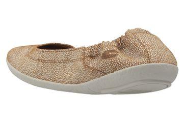 CAMEL ACTIVE - Damen Ballerinas - Bamboo - Braun Schuhe in Übergrößen – Bild 2