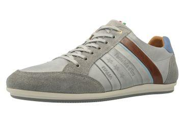 Pantofola d'Oro Sneaker in Übergrößen Grau 10171067.3JW große Herrenschuhe