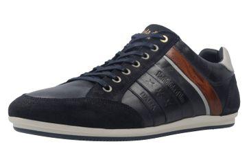 PANTOFOLA D'ORO - Herren Sneaker - ALLASSIO UOMO LOW - Blau Schuhe in Übergrößen – Bild 1