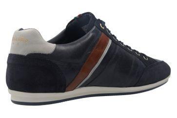 PANTOFOLA D'ORO - Herren Sneaker - ALLASSIO UOMO LOW - Blau Schuhe in Übergrößen – Bild 3