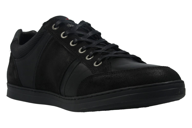 PANTOFOLA D'ORO - Herren Sneaker - MONDOVI UOMO LOW - Schwarz Schuhe in Übergrößen – Bild 5
