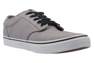 VANS - Herren Sneaker - ATWOOD - Grau Schuhe in Übergrößen – Bild 5
