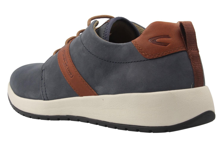CAMEL ACTIVE - Herren Halbschuhe - Jump - Blau Schuhe in Übergrößen – Bild 2