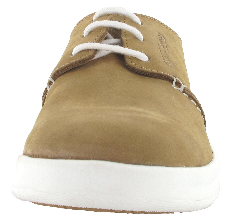 CAMEL ACTIVE - Herren Halbschuhe - Wave - Braun Schuhe in Übergrößen – Bild 4