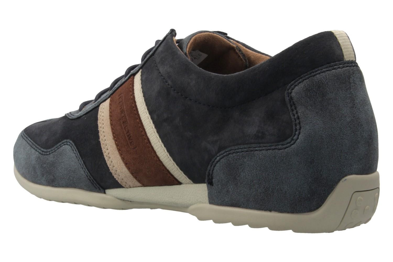 Camel Active Sneaker in Übergröße Blau 137.27.01 große Herrenschuhe – Bild 2