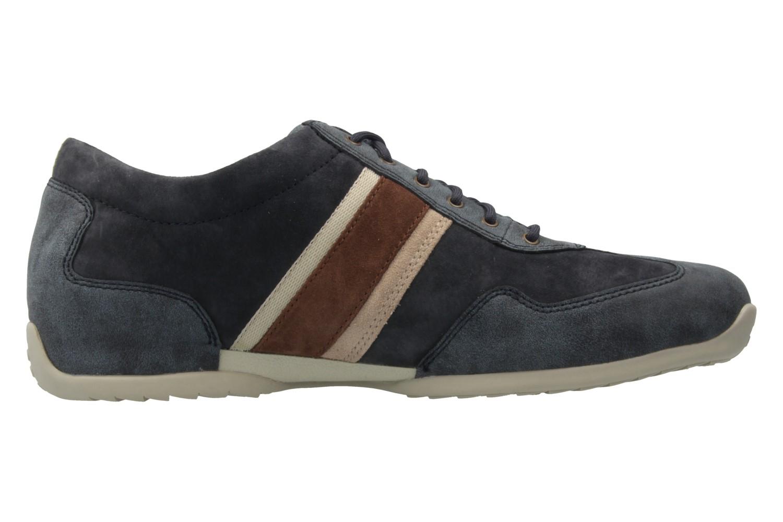 Camel Active Sneaker in Übergröße Blau 137.27.01 große Herrenschuhe – Bild 4