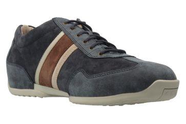 Camel Active Sneaker in Übergröße Blau 137.27.01 große Herrenschuhe – Bild 5