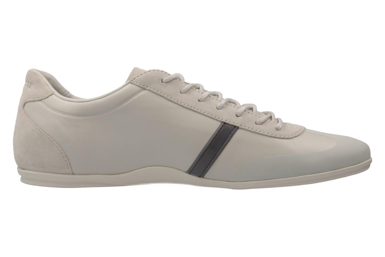 LACOSTE - Herren Sneaker - Mokara 117 - Weiß Schuhe in Übergrößen – Bild 4