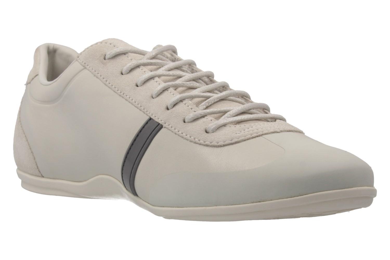 LACOSTE - Herren Sneaker - Mokara 117 - Weiß Schuhe in Übergrößen – Bild 5