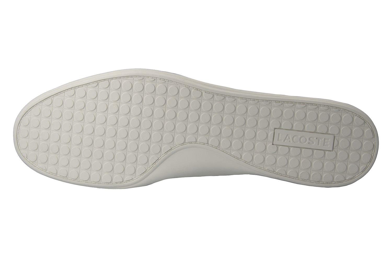 Lacoste Sneaker in Übergrößen Beige 7-33CAM1020098 große Herrenschuhe – Bild 6
