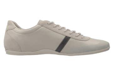 Lacoste Sneaker in Übergrößen Beige 7-33CAM1020098 große Herrenschuhe – Bild 4
