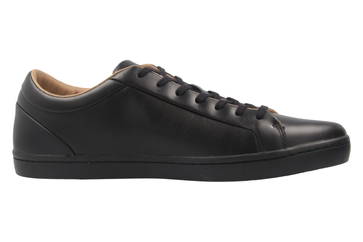 LACOSTE - Herren Sneaker - Straightset 117 - Schwarz Schuhe in Übergrößen – Bild 4