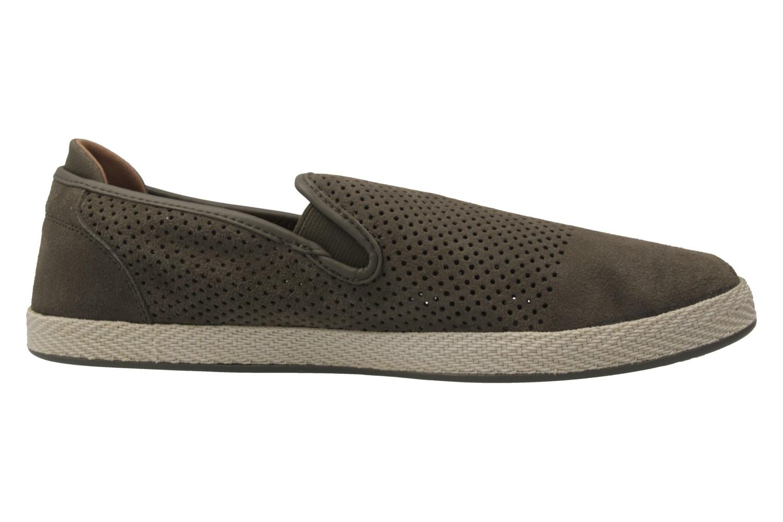LACOSTE - Herren Slipper - Tombre - Khaki Schuhe in Übergrößen – Bild 4