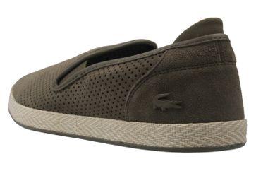LACOSTE - Herren Slipper - Tombre - Khaki Schuhe in Übergrößen – Bild 2