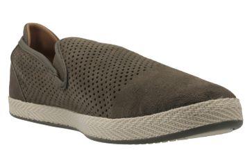 LACOSTE - Herren Slipper - Tombre - Khaki Schuhe in Übergrößen – Bild 5