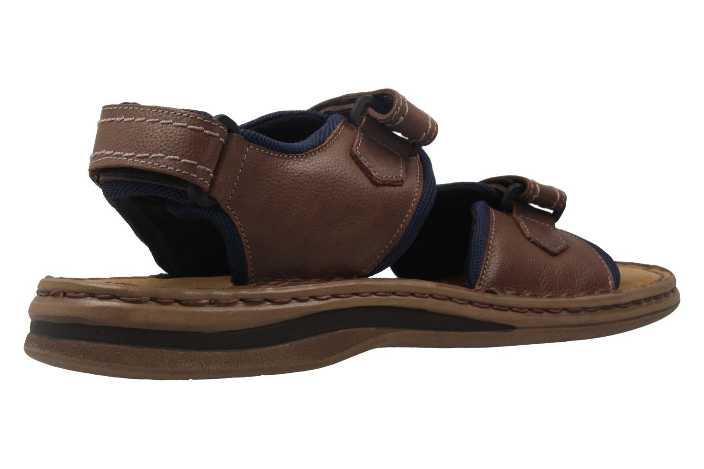 JOSEF SEIBEL - Herren Sandalen - Max 03 - Braun Schuhe in Übergrößen – Bild 3