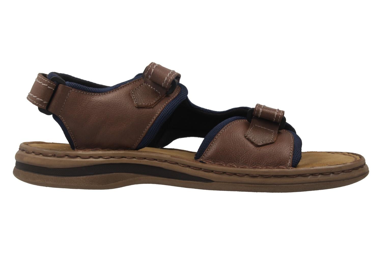 JOSEF SEIBEL - Herren Sandalen - Max 03 - Braun Schuhe in Übergrößen – Bild 4
