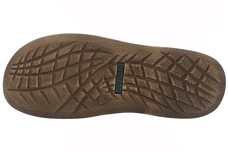 JOSEF SEIBEL - Herren Sandalen - Max 03 - Braun Schuhe in Übergrößen – Bild 6
