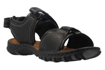 JOSEF SEIBEL - Herren Sandalen - Canim - Schwarz Schuhe in Übergrößen – Bild 5