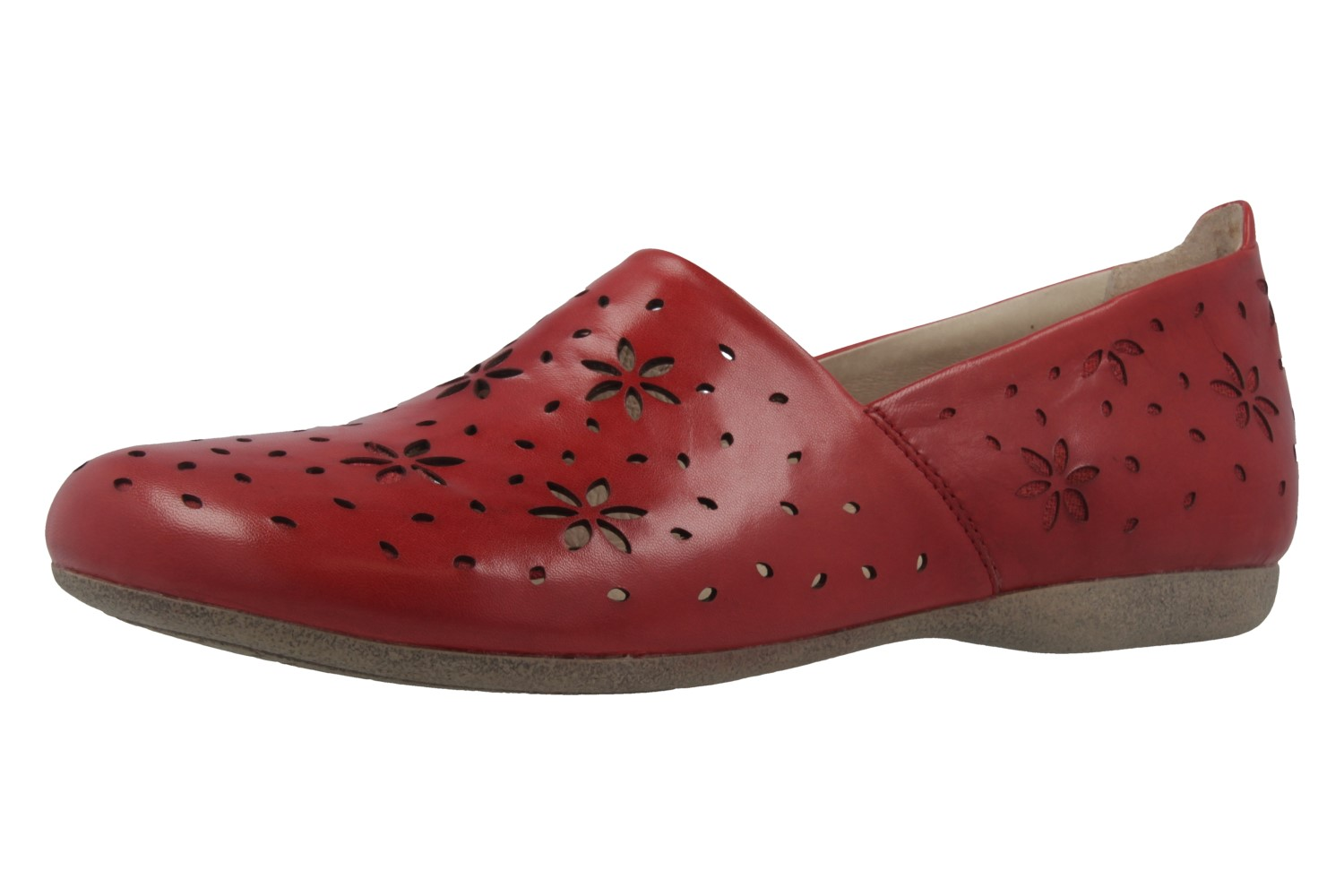 Josef Seibel Slipper In Ubergrossen Rot 87231 971 460 Grosse