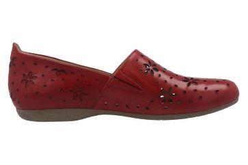JOSEF SEIBEL - Damen Slipper - Fiona 31 - Rot Schuhe in Übergrößen – Bild 4