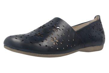 JOSEF SEIBEL - Damen Slipper - Fiona 31 - Blau Schuhe in Übergrößen