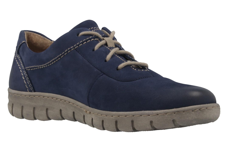 JOSEF SEIBEL - Damen Halbschuhe - Steffi SoN 07 - Blau Schuhe in Übergrößen – Bild 5