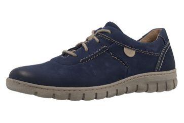 JOSEF SEIBEL - Damen Halbschuhe - Steffi SoN 07 - Blau Schuhe in Übergrößen