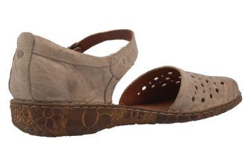 JOSEF SEIBEL - Damen Sandalen - Rosalie 19 - Beige Schuhe in Übergrößen – Bild 3