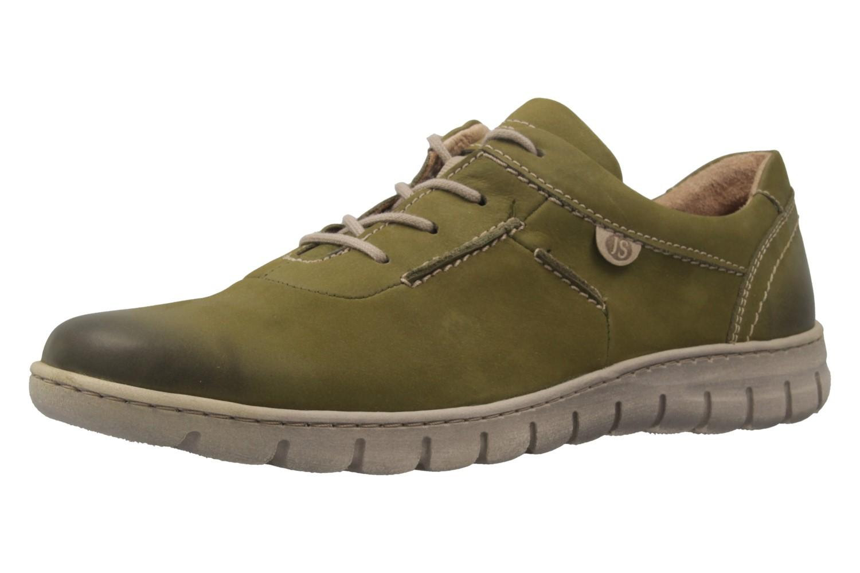 JOSEF SEIBEL - Damen Halbschuhe - Steffi SoN 07 - Oliv Schuhe in Übergrößen – Bild 1