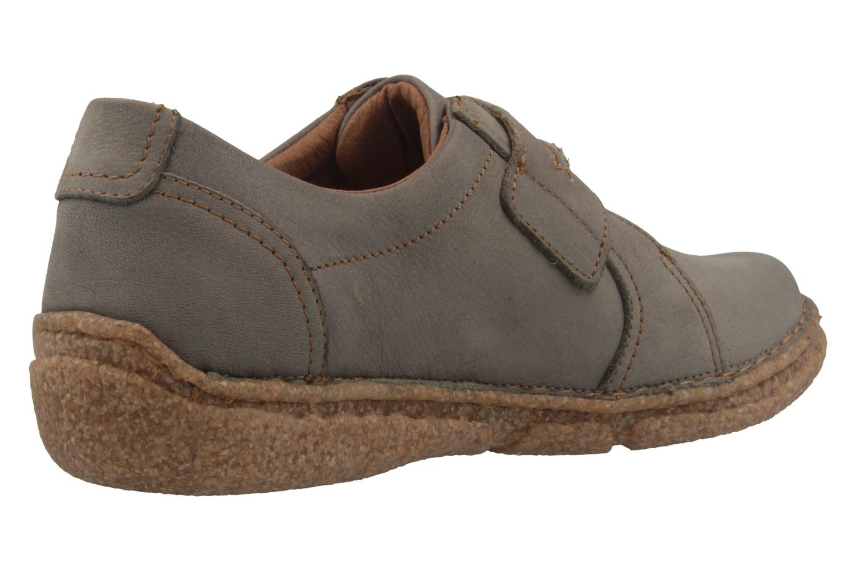 JOSEF SEIBEL - Damen Halbschuhe - Neele 16 - Grau Schuhe in Übergrößen – Bild 3