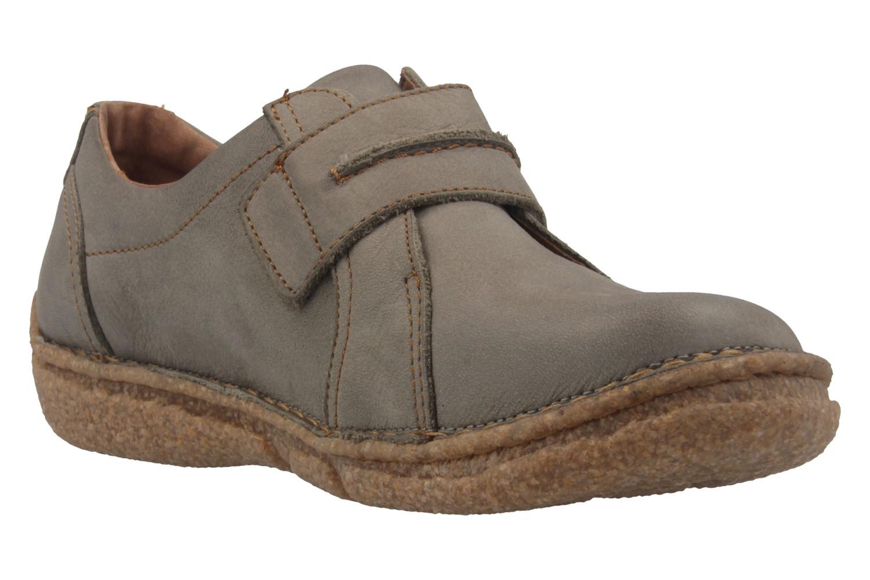 JOSEF SEIBEL - Damen Halbschuhe - Neele 16 - Grau Schuhe in Übergrößen – Bild 5