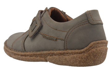 JOSEF SEIBEL - Damen Halbschuhe - Neele 16 - Grau Schuhe in Übergrößen – Bild 2