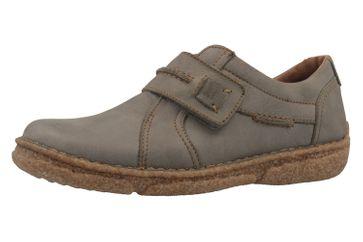 JOSEF SEIBEL - Damen Halbschuhe - Neele 16 - Grau Schuhe in Übergrößen – Bild 1