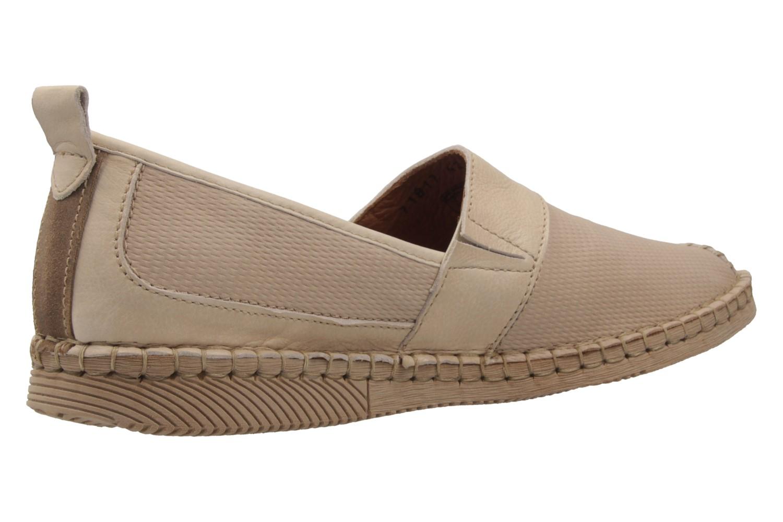 JOSEF SEIBEL - Damen Slipper - Sofie 17 - Beige Schuhe in Übergrößen – Bild 3