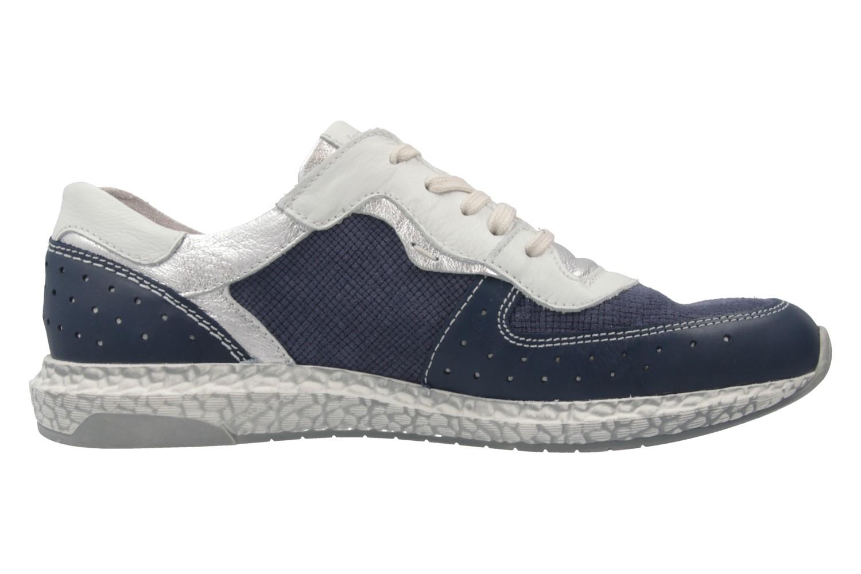 JOSEF SEIBEL - Damen Halbschuhe - Lia 21 - Blau Schuhe in Übergrößen – Bild 4