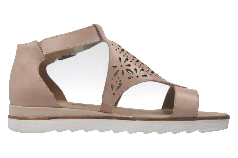 REMONTE - Damen Sandalen - Beige Schuhe in Übergrößen – Bild 4