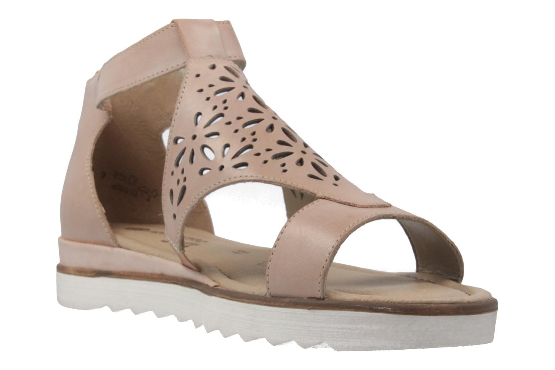 REMONTE - Damen Sandalen - Beige Schuhe in Übergrößen – Bild 5