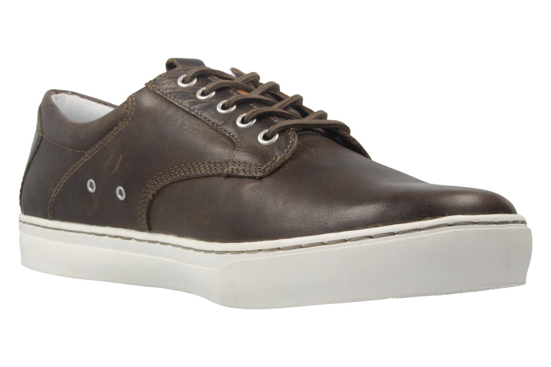 TIMBERLAND - Herren Halbschuhe - Adventure 2.0 Cupsole - Braun Schuhe in Übergrößen – Bild 5