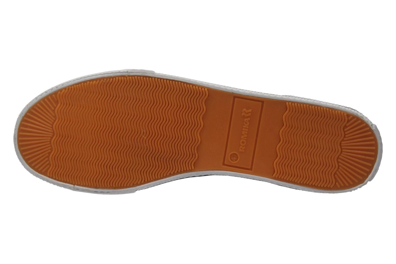 ROMIKA - Herren Halbschuhe - Soling 06 - Blau Schuhe in Übergrößen – Bild 6
