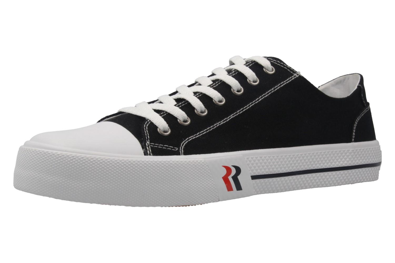 ROMIKA - Herren Halbschuhe - Soling 06 - Schwarz Schuhe in Übergrößen – Bild 1