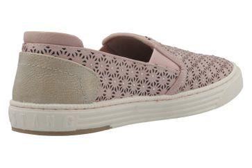 MUSTANG - Damen Slipper - Rosa Schuhe in Übergrößen – Bild 3